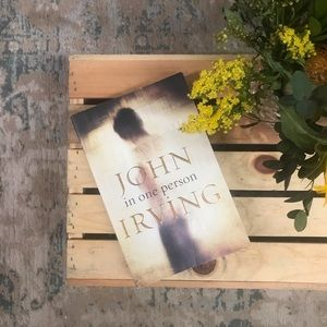 In one person. John Irving Hardcover